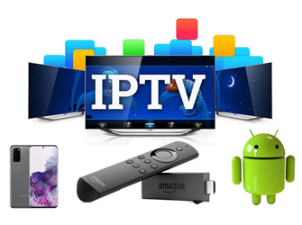 use iptv on android dervices